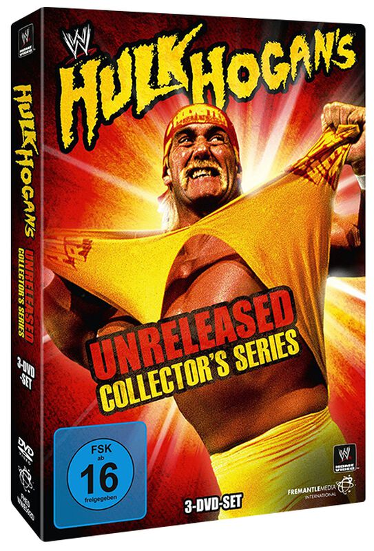 Hulk Hogan's Unreleased Collector's Series