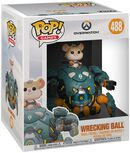 Wrecking Ball (Oversized) Vinyl Figure 488