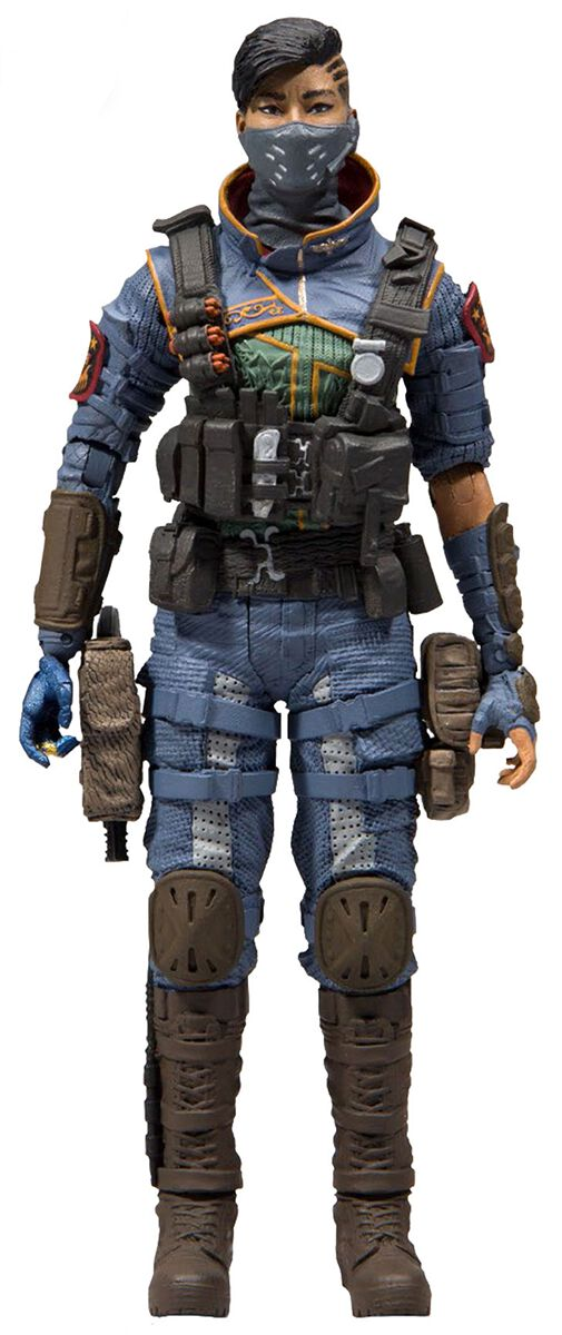 Image of Call Of Duty Seraph Actionfigur multicolor