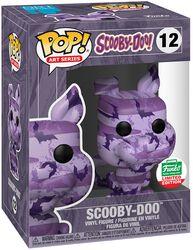 Scooby Doo Scooby Doo (Inkl. Protector Box) (Funko Shop Europe) Vinyl Figur 12