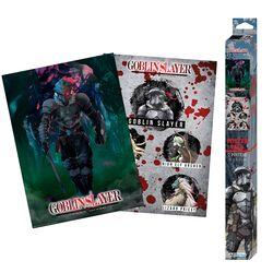 Goblin Slayer Poster 2er Set Chibi Design