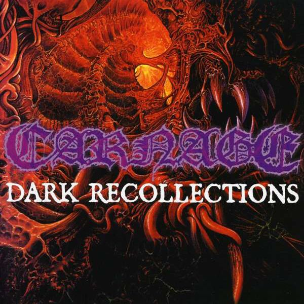 Carnage  Dark recollections  CD  Standard