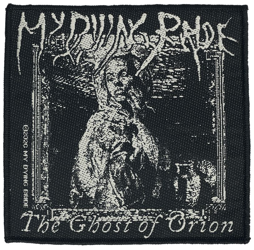 The Ghost Of Orion Woodcut