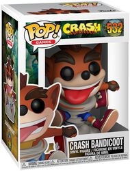 Crash Bandicoot - Vinyl Figure 532