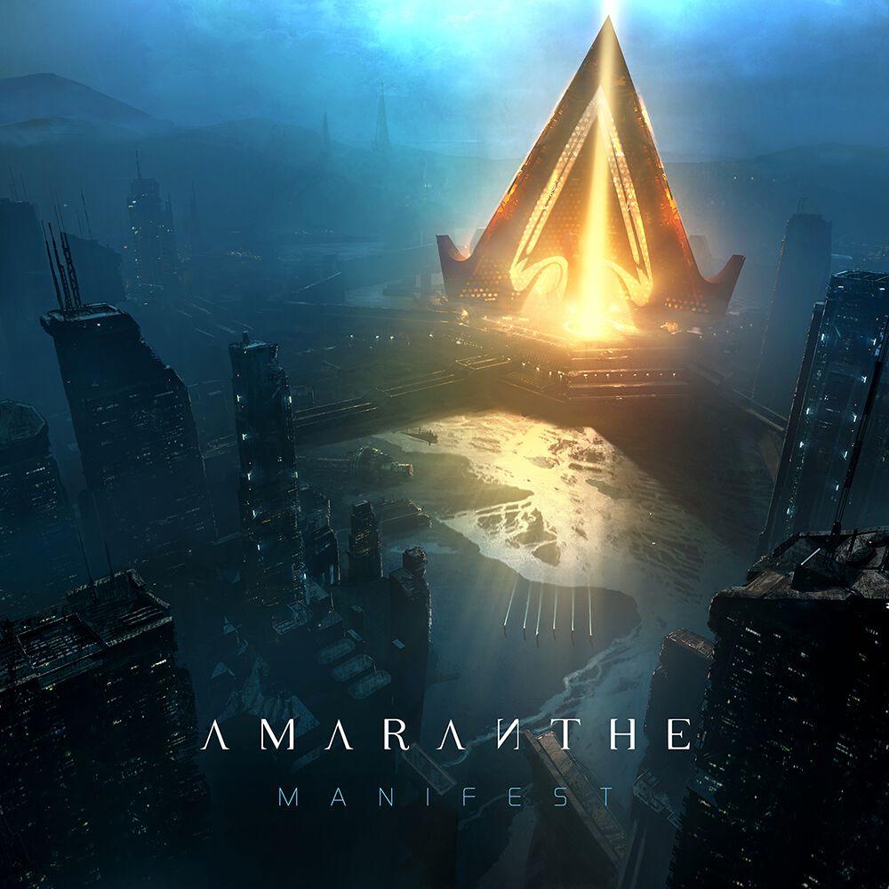 Image of Amaranthe Manifest CD Standard