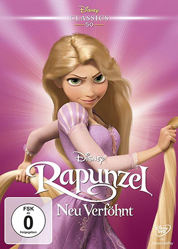 rapunzel  neu verföhnt dvd  emp