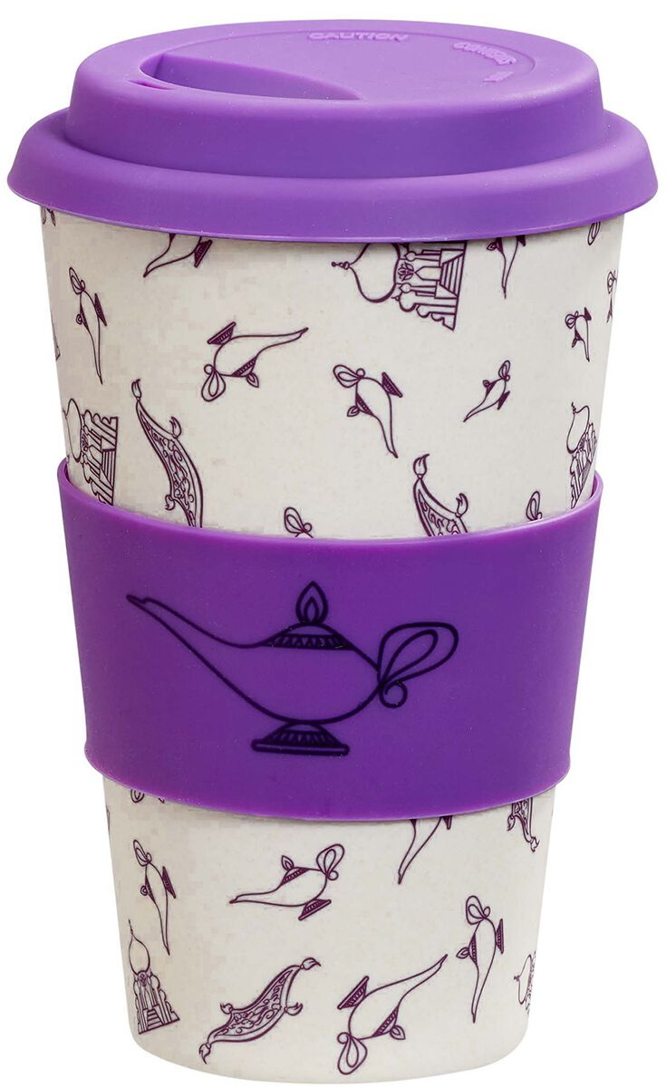 Image of Aladdin A Whole New World Kaffee-Becher multicolor