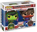 Gamora vs Strider