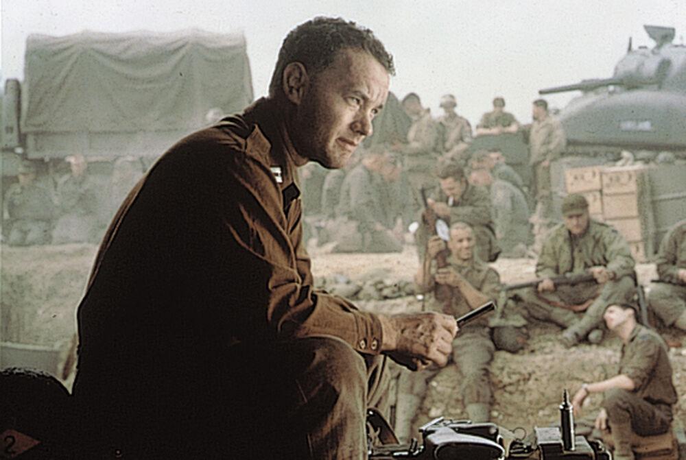 Vin Diesel Der Soldat James Ryan