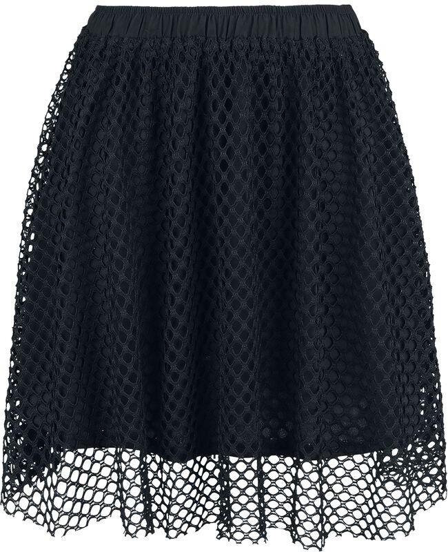 New Lace Covered Skirt