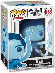 Ben Vinyl Figure 933