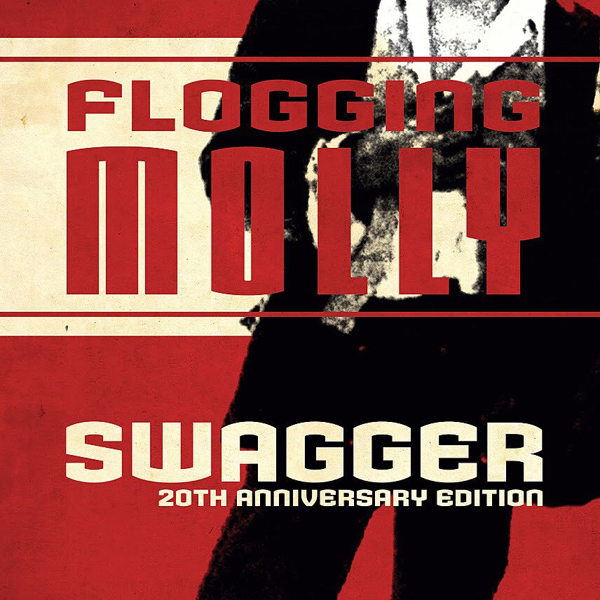 Image of Flogging Molly Swagger (20th Anniversary Boxset) 3-LP & DVD Standard