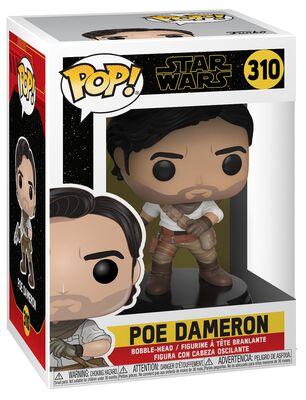 Episode 9 - Der Aufstieg Skywalkers - Poe Dameron Vinyl Figure 310