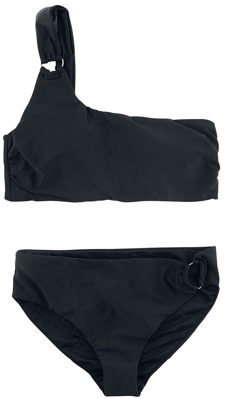 Forplay Asymetric Bikini Bikini-Set schwarz 3-20-3236 schwarz