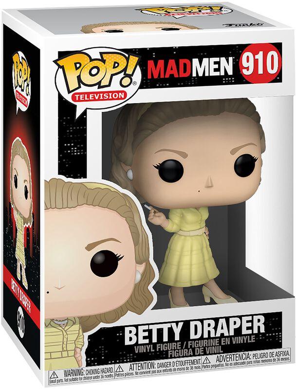Mad Men Betty Draper Vinyl Figure 910
