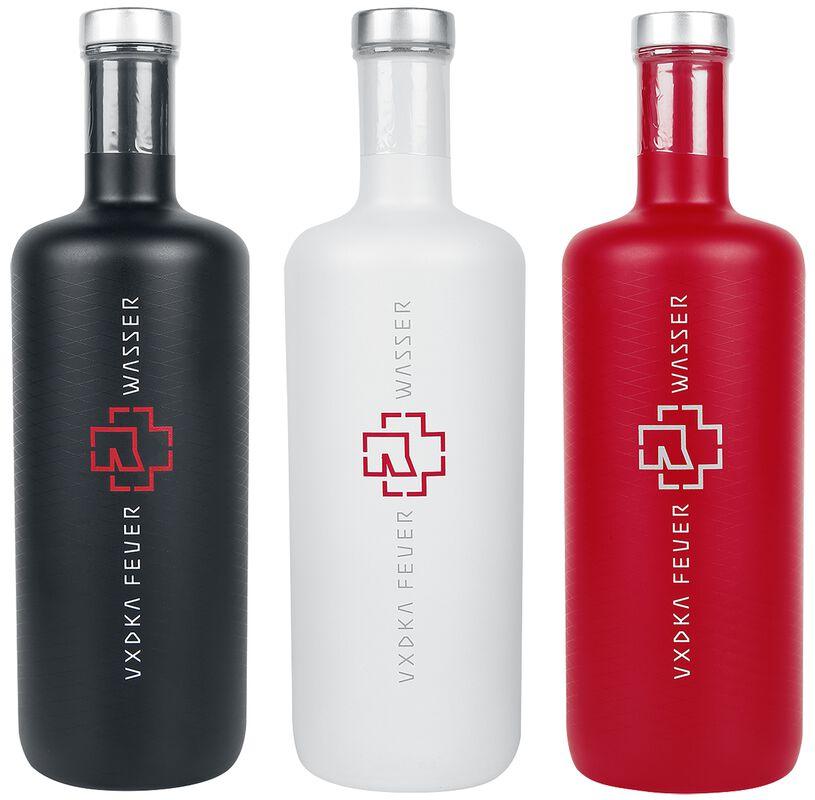 """Vodka """"Feuer & Wasser"""""""