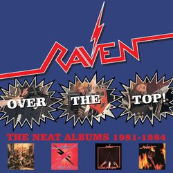 Over the top! The Neat albums