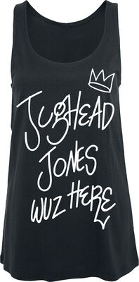 Jughead Jones - Wuz Here
