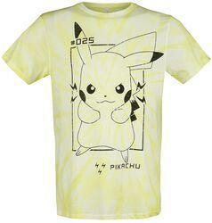Pikachu - Thunderbolt