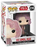 Episode 8 - Die letzten Jedi - Vice Admiral Holdo Vinyl Bobble-Head 235
