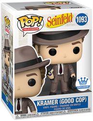 Seinfeld Kramer (Good Cop) (Funko Shop Europe) Vinyl Figur 1093