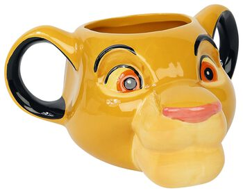 Simba - 3D Tasse