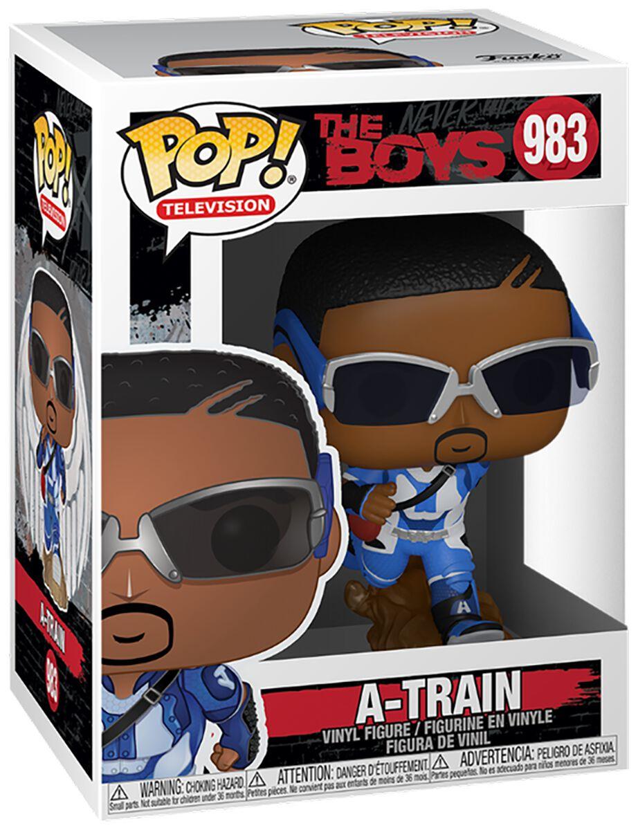 The Boys A-Train Vinyl Figur 983 Funko Pop! multicolor 48194