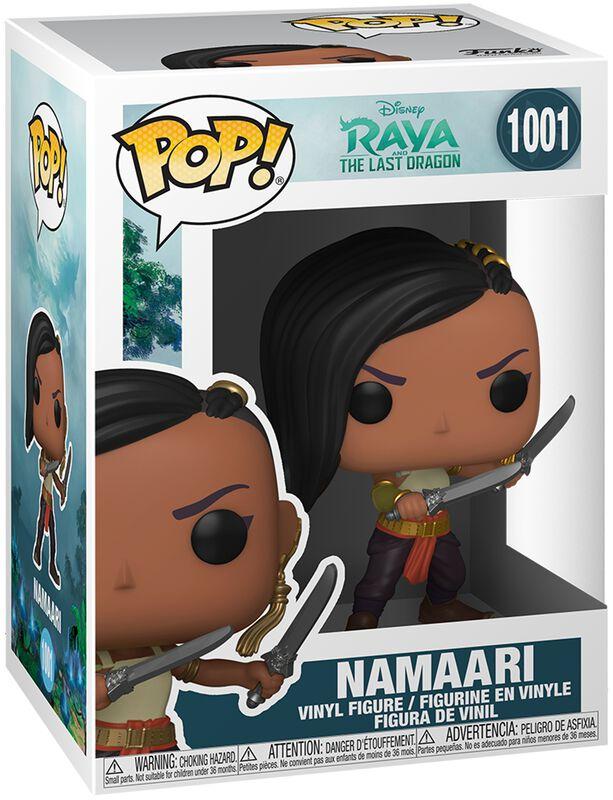 Namaari Vinyl Figur 1001