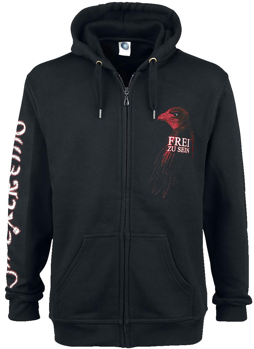 In Extremo - Frei zu sein - Hooded zip - black image