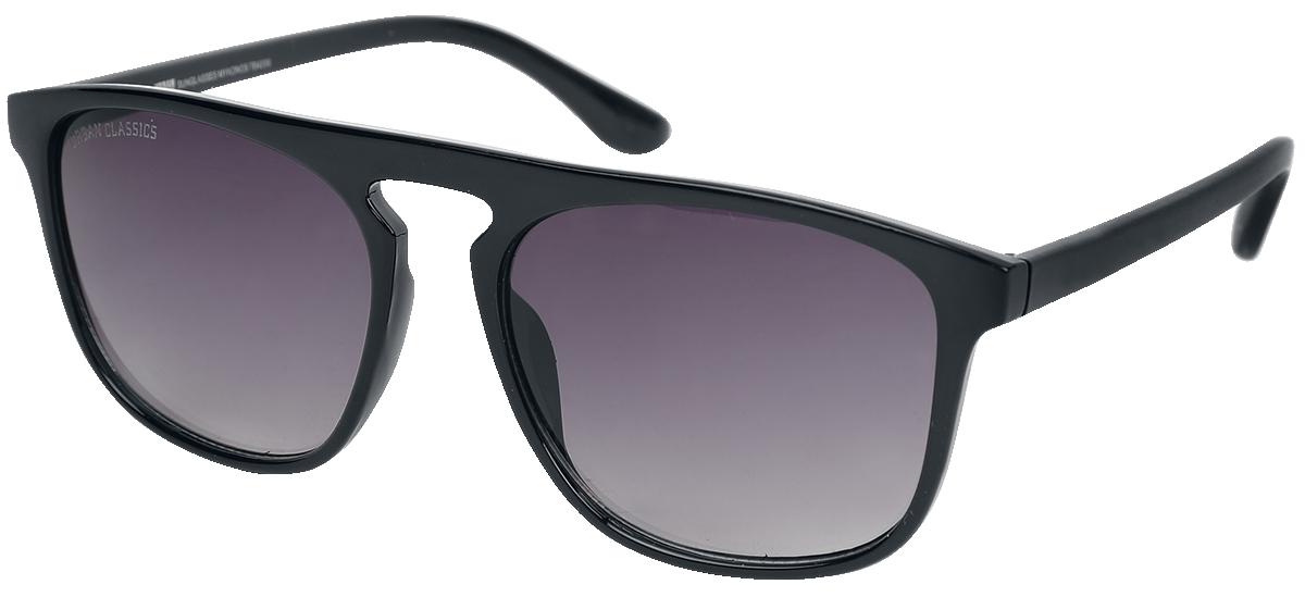 Urban Classics - Mykonos - Sonnenbrille - schwarz