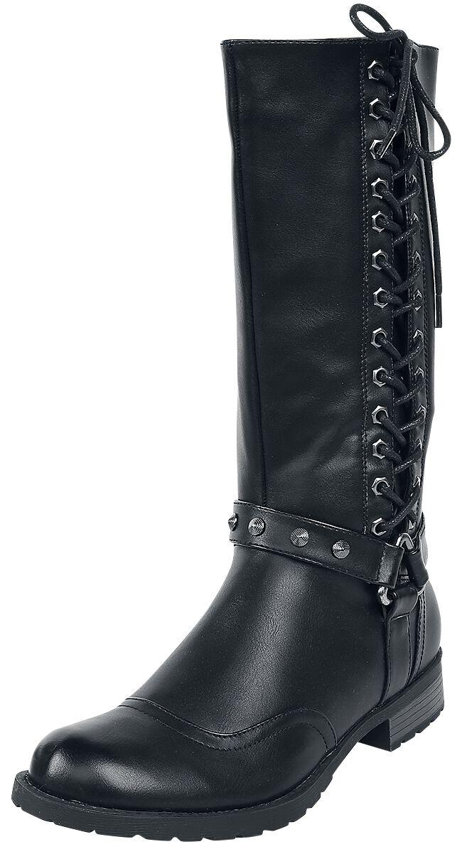 Stiefel - Black Premium by EMP Astarte Stiefel schwarz  - Onlineshop EMP