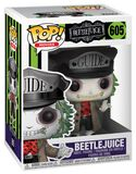 Beetlejuice Guide Hat Vinyl Figure 605