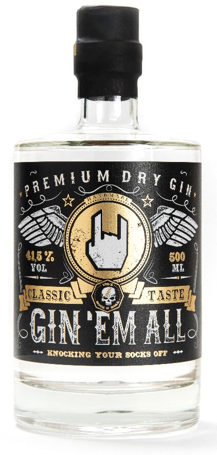 Gin 'Em All by EMP Classic Taste  Gin  Standard
