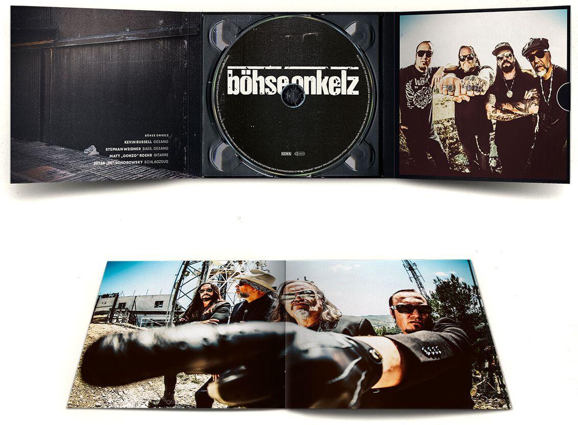 Image of Böhse Onkelz Böhse Onkelz CD Standard
