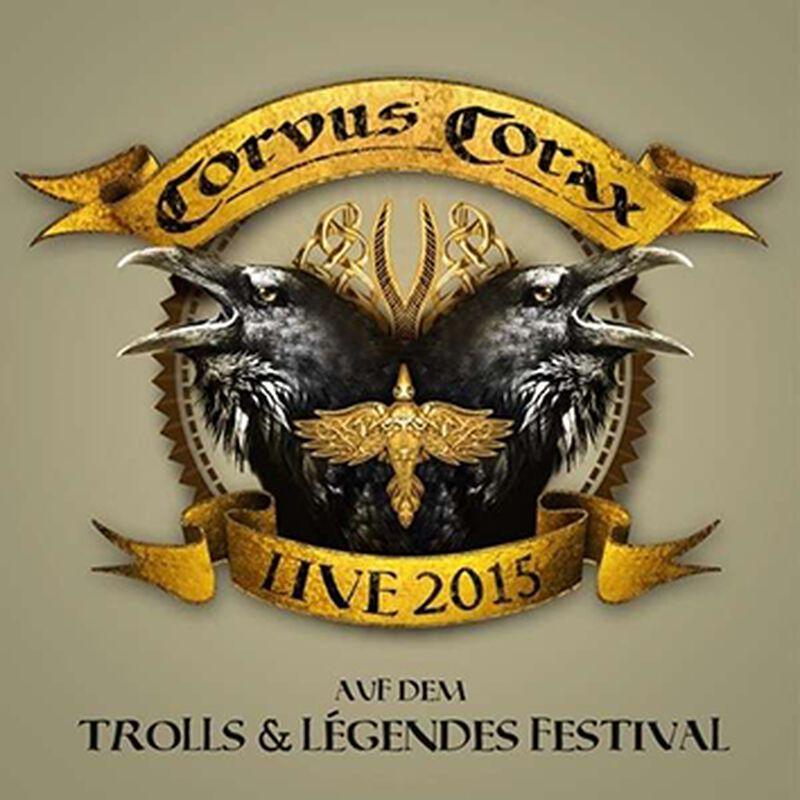 Live 2015 - Trolls & Legends Festival