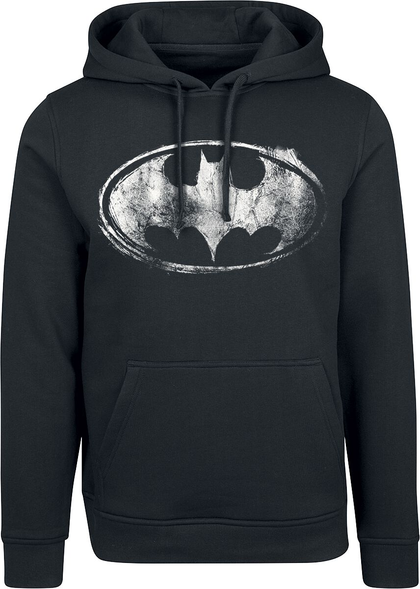 Batman Smudge Logo powered by EMP