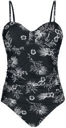 Tropical Blossom Swimsuit