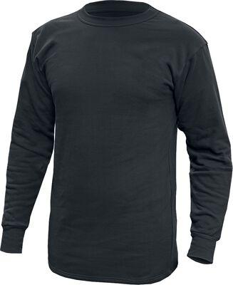 BW Plüsch Unterhemd lang