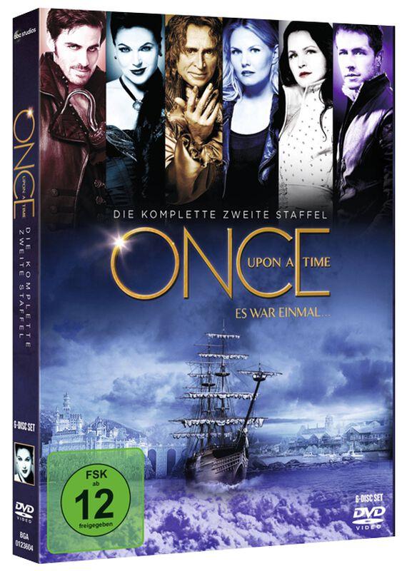 Once Upon a Time - Es war einmal ... Die komplette zweite Staffel