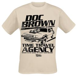 Doc Brown Time Travel Agency