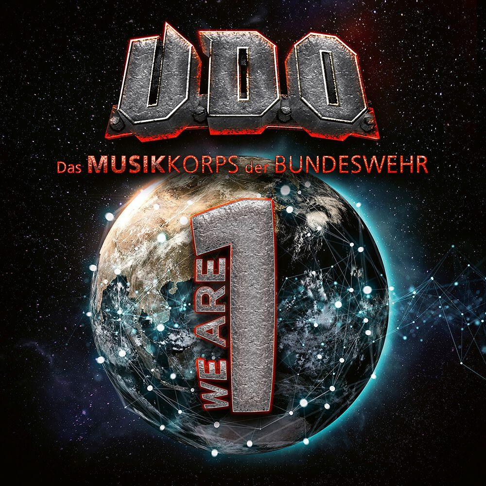 U.D.O. We are one - U.D.O. & Das Musikkorps der Bundeswehr CD multicolor AFM 7439