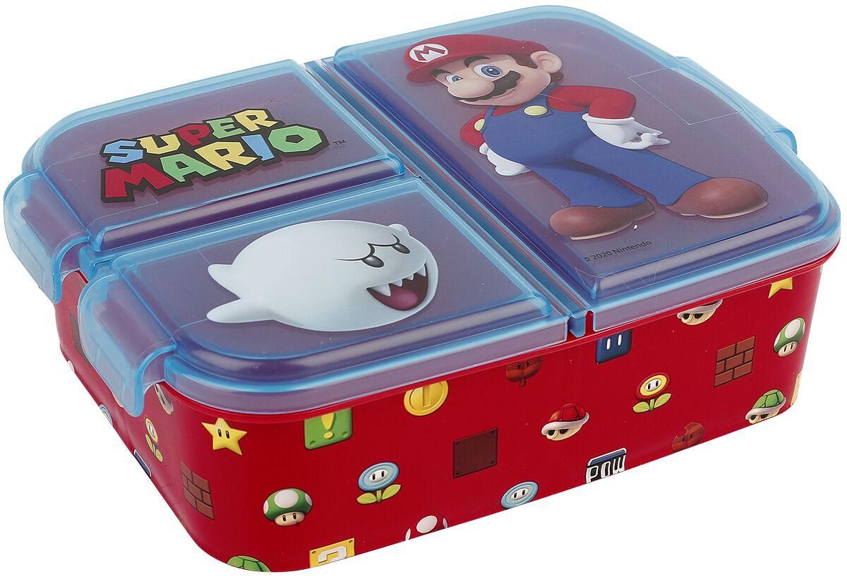 Super Mario Brotdose Brotdose multicolor 33162