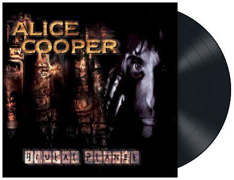 Image of Alice Cooper Brutal planet LP Standard