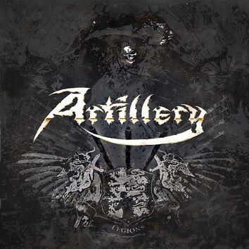 Image of Artillery Legions CD Standard