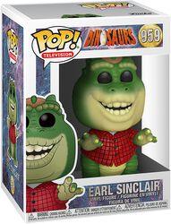 Earl Sinclair Vinyl Figur 959