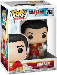 Shazam Vynil Figure 260