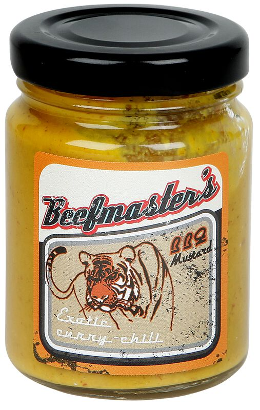 Beefmasters Exotic BBQ Senf