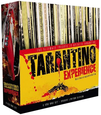 Tarantino Experience - The Complete Collection