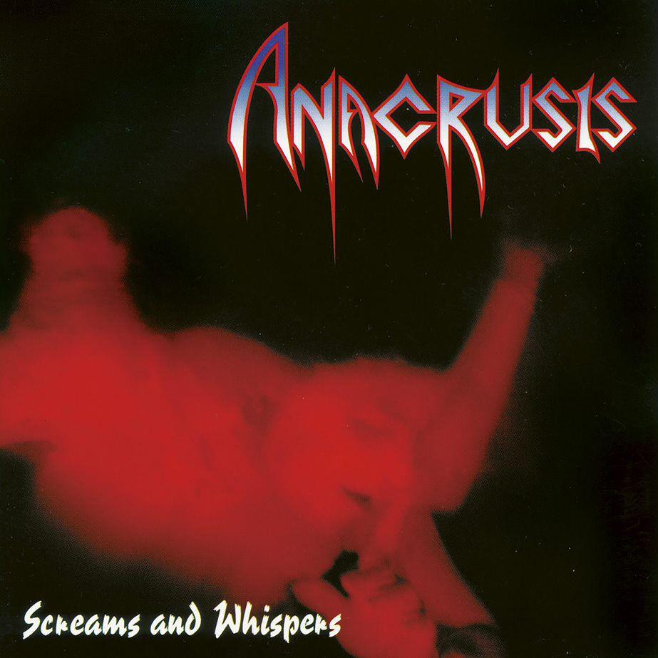 Image of Anacrusis Screams & whispers CD Standard