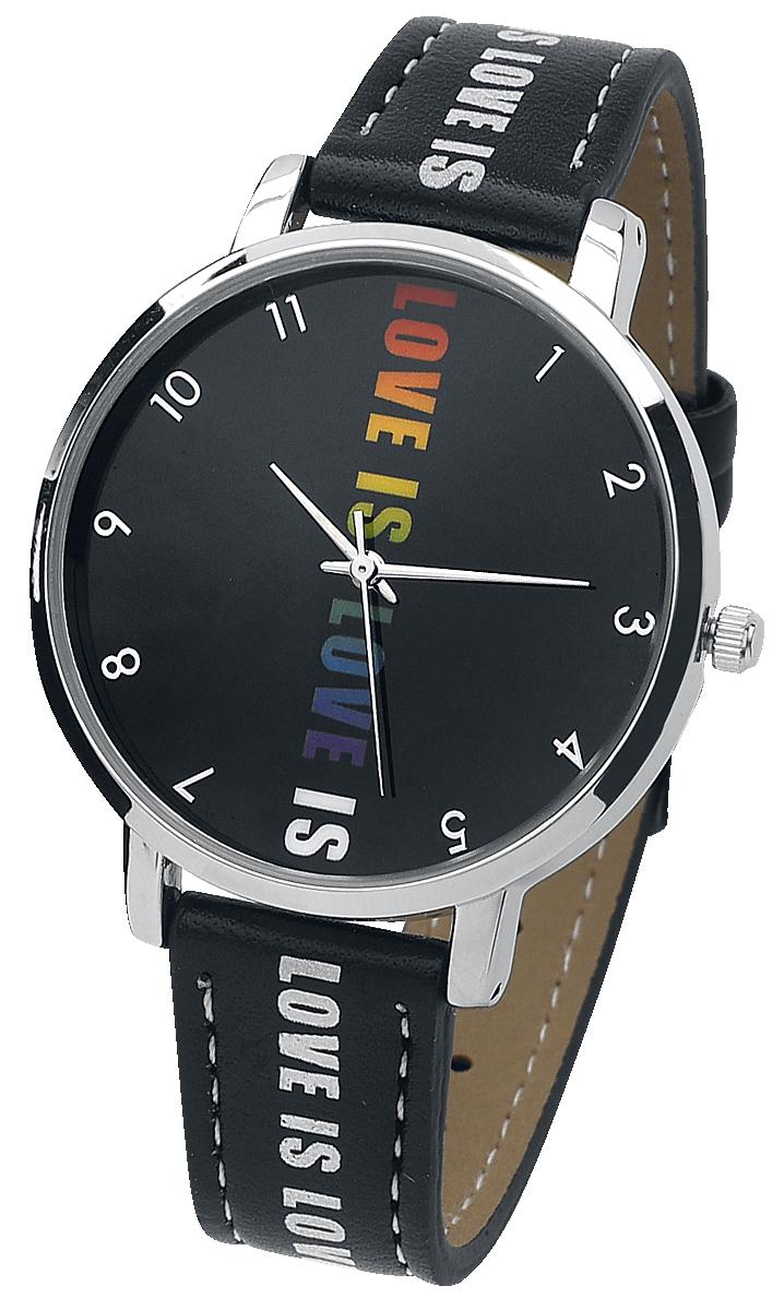 Pride -  - Armbanduhren - schwarz